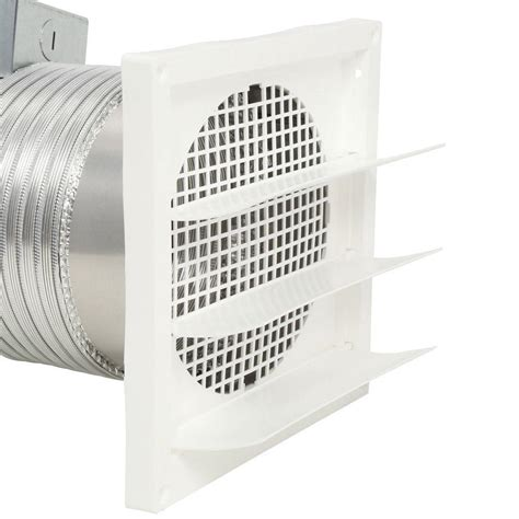 quiet wall mount fan 70 cfm through wall mount exhaust fan quiet ventilator