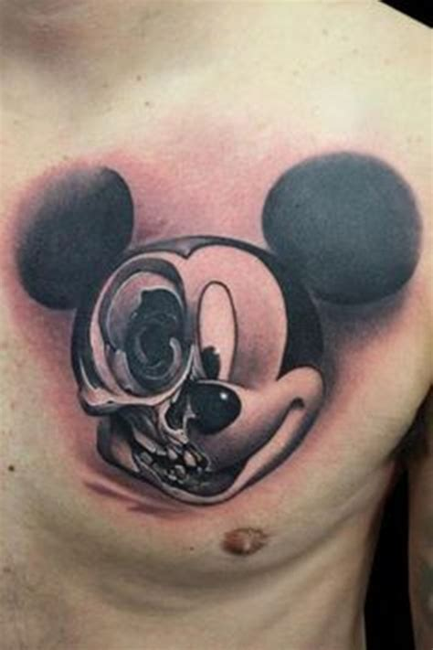 101 cartoon tattoo designs for cartoon lovers selected