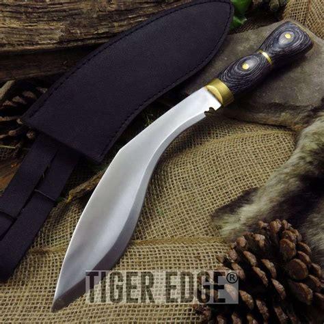 kukri blades fixed blade knife 15 quot nepalese gurkha kukri