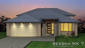 sedona tri level living areas downstairs hip roof home design wildflower split classic front lower