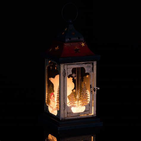 xmas decorations at bm santa claus lantern decorations b m
