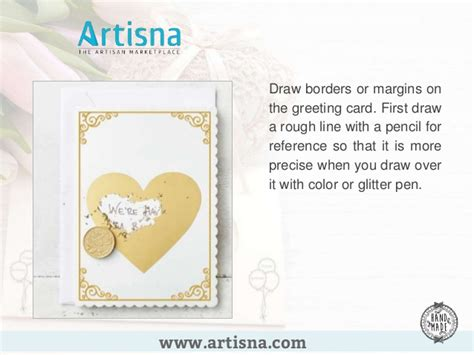 How To Make Handmade Cards At Home - how to make handmade greeting cards at home