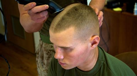 yourube marine corp hair ut marines show courage for katie gt the official united