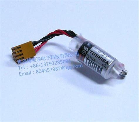 Toshiba Lithium Er4v 3 6v toshiba 1 2 aa lithium battery er3v 3 6v 1000mah er3v jae