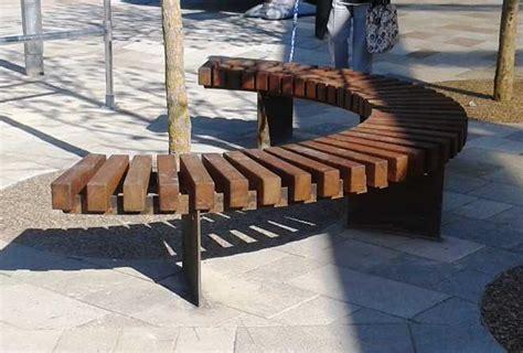 corten bench corten steel bench benches