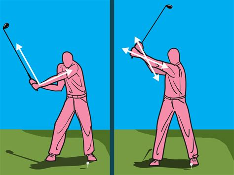 proper way to swing a golf club step by step how to swing a driver 10 steps with pictures wikihow