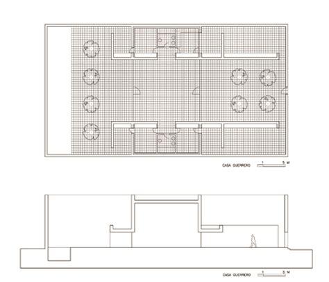 Model House Plans Casa Guerrero C 193 Diz Campo Baeza 2005 Propuestas In
