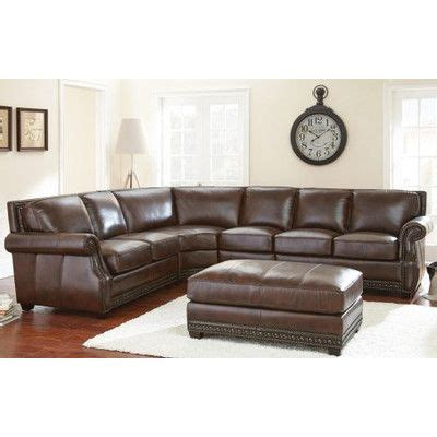 steve silver furniture henry modular sectional reviews wayfair sectional sofa leather