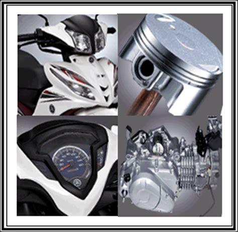 Lu Led Motor Jupiter Z1 gambar modifikasi motor
