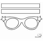 Gafas De Fiesta Para Carnaval  Dibujalia Dibujos