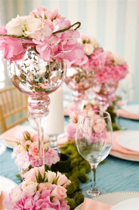 Wedding Reception Flowers by Wedding Reception Table Arrangements Weddings Romantique
