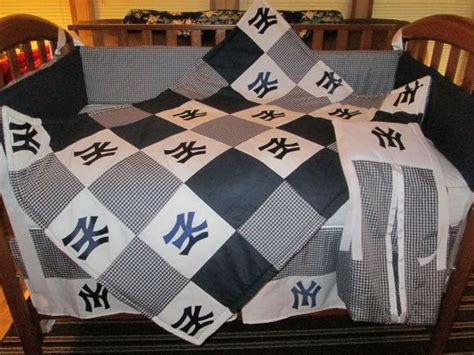 New York Yankees Crib Bedding Set New York Yankees 5 Crib Bedding Set