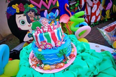 Lilo and Stitch Luau Party Birthday Party Ideas   Photo 10