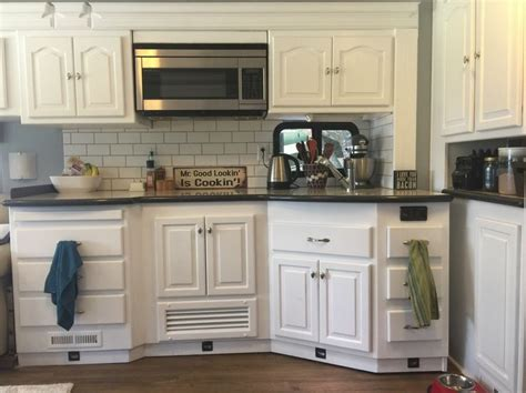 before after pictures of the rv renovation we did on our 25 best ideas about rv remodeling on pinterest travel