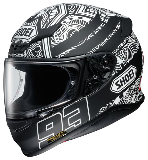 Helm Shoei Rf 1200 Marquez Black Ant Helmet shoei rf 1200 marquez digi ant helmet revzilla