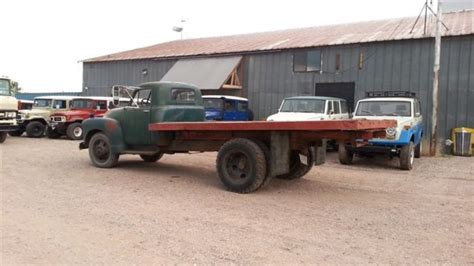 can i wear a ton to bed great barn find 53 gm chevy 2 ton hydrolic tilt bed works clean running 40 photo