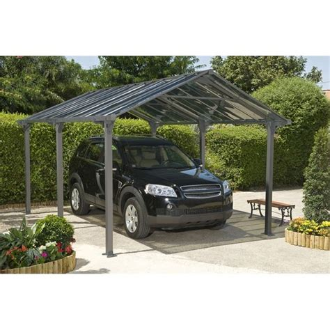 Driveway Carport Carport Kits Grey And Driveways On