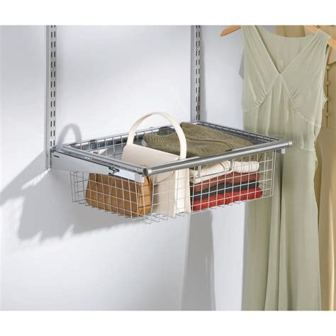 rubbermaid homefree design tool rubbermaid configurations closet system sliding basket