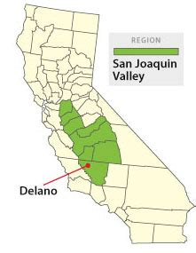 california map san joaquin valley photo store assistance california