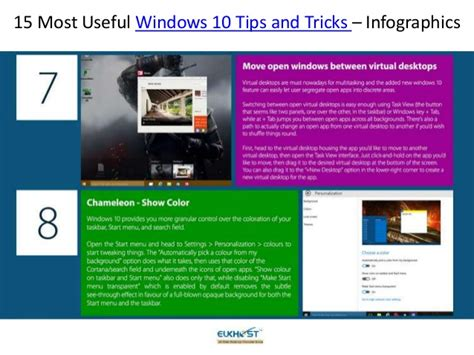 15 tips and tricks to get the most out of your samsung 15 most useful windows 10 tips and tricks