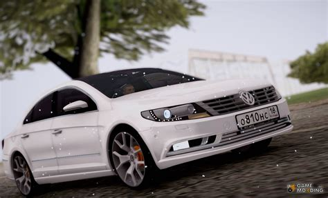 volkswagen passat modified volkswagen passat cc for gta san andreas