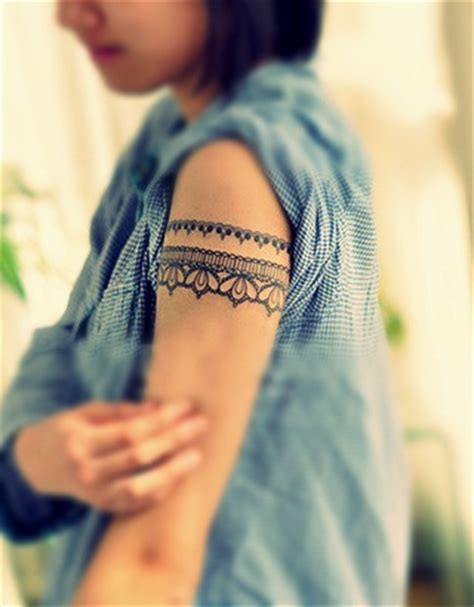 wrap around forearm tattoos lace around the arm tattoofemale tattoos gallery