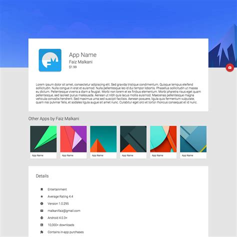 material design themes xaml material design app landing page materialdesignthemes com