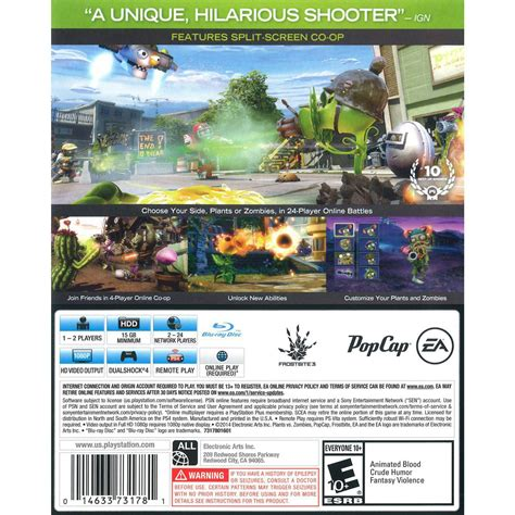 Bd Ps4 Plants Vs Zombies New Reg 3 plants vs zombies garden warfare codes ps4 best idea garden