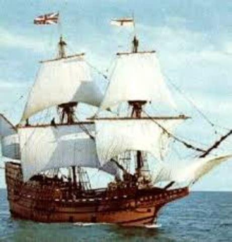 Boat Yumeida K 1620 northern colonies timeline timetoast timelines