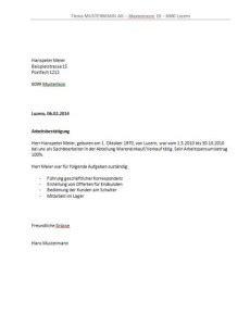 Schreiben Wohnungssuche Muster Arbeitsbest 228 Tigung Vorlage Muster Vorlage Ch