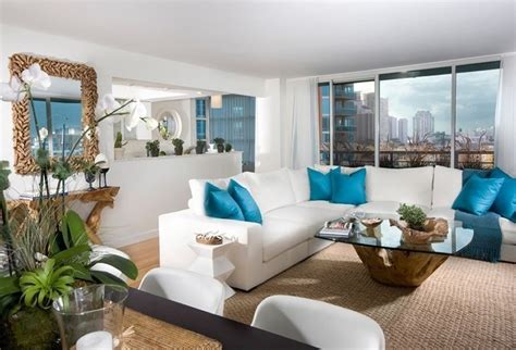 The Living Room Miami Fl Residential Apartment Living Room Interior Design Of South