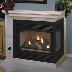 Sided Gas Fireplace Inserts by 1000 Images About Fireplaces On Tv Above