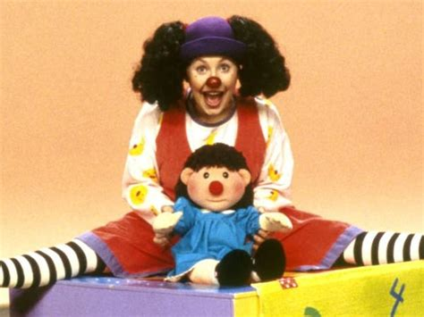 comfy couch videos 24 years later and loonette from quot big comfy couch quot is