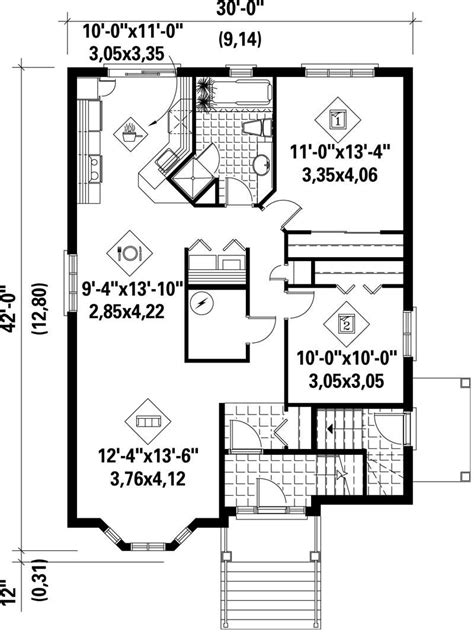 multi level house plans multi level multi unit house plans home design pi 40008