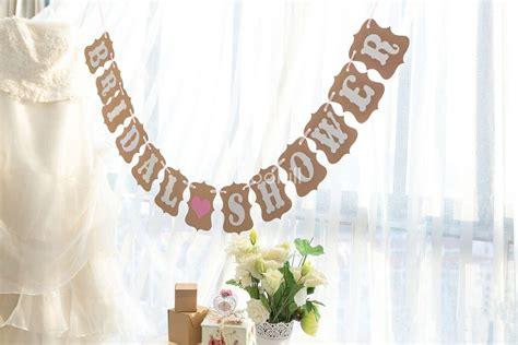 Bunting Flag Bridal Shower Motif Bunga aliexpress buy vintage wedding bunting banner photo booth props garland bridal
