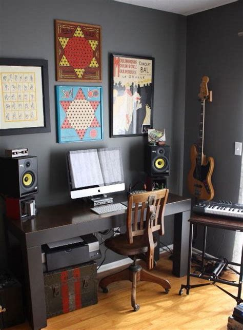 Small Home Studio Home Studio Recording Studio Ideas