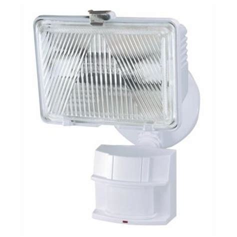 heath zenith 180 degree outdoor motion sensing security