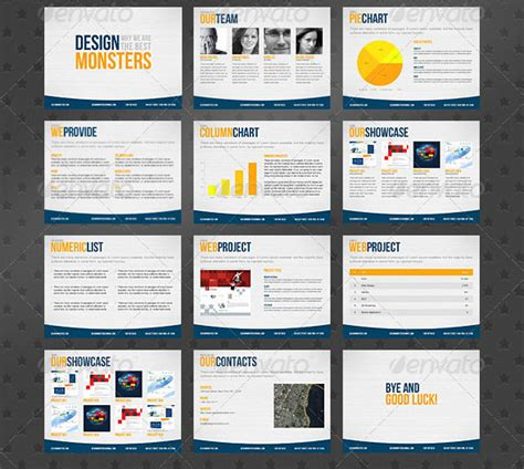 15 professional keynote templates for business web