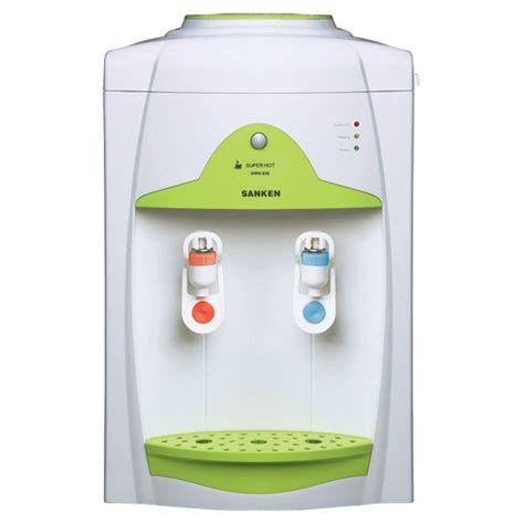 Tank Tangki Air Panas Dispenser Sanken Hwn 656 W jual sanken water dispenser portable hwn 656 merchant