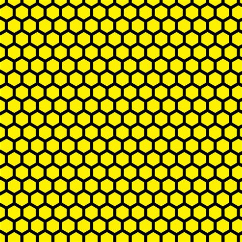 yellow honeycomb pattern doodlecraft 15 colorful hues hexagon honeycomb background