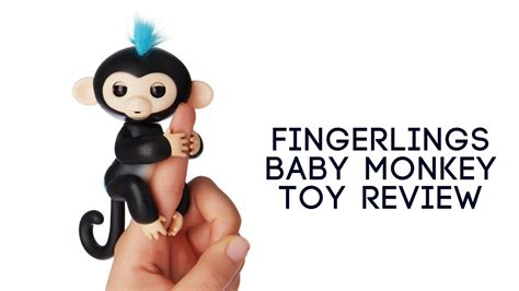 Fingerlings Baby Monkey fingerlings baby monkey review and giveaway the