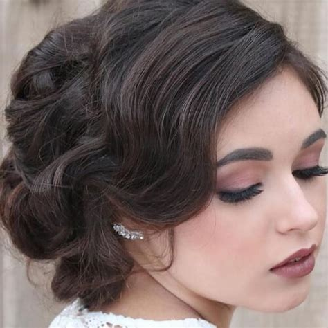 Vintage Hairstyles For Wedding by Vintage Hairstyles For Hair Wedding Hairstyles
