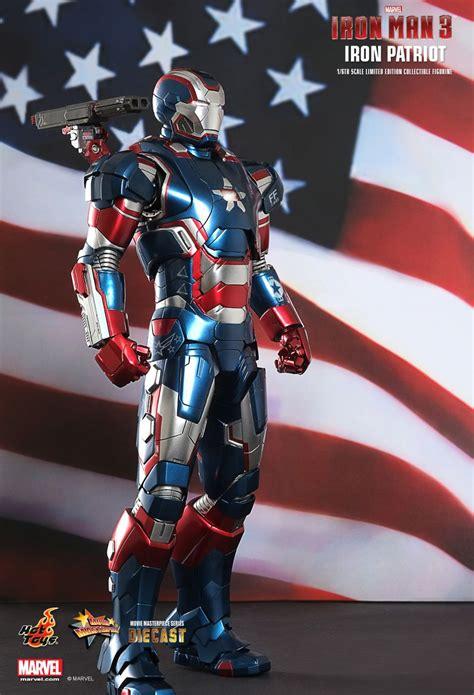 Ironman Patriot Tideway iron 3 iron patriot diecast mms195 d01 anotoys