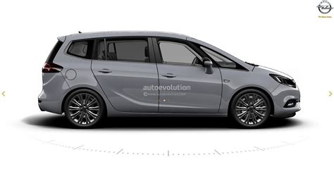 opel zafira 2017 2017 opel zafira facelift leaked on gm website here are