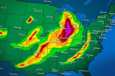severe weather map ibmvoice as begins it s time to think about summer and fall