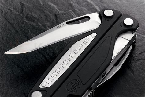 Swiss Army Kitchen Knives Leatherman 830663 Charge Al Full Size Multi Tool Black