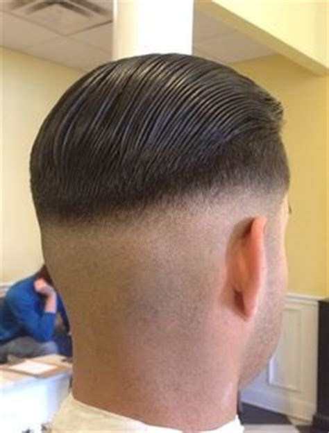 view from back of pompadour hair style 1000 images about faded retro sides classic hair on