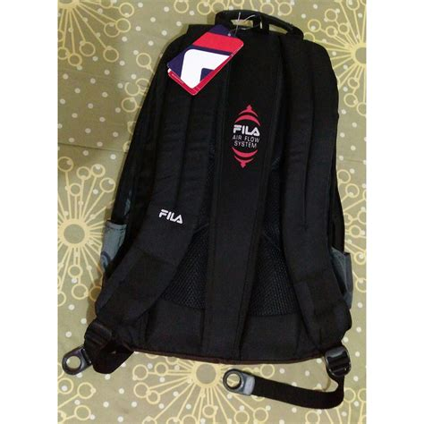 Tas Backpack Ransel Airwalk Murah Original tas ransel laptop backpack fila ruepert original