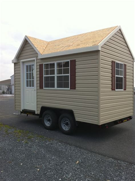 Shed Trailers by Custom Built Mobile Trailer Shed Foxscountrysheds S