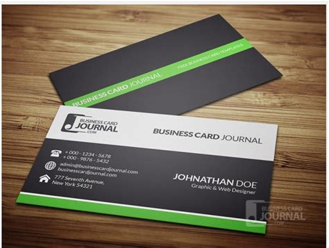 entrepreneur business cards templates 10 beautifully designed free small business card templates